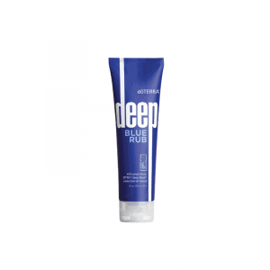 doTERRA Deep Blue Rub will help ease pain and sore muscles